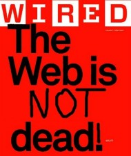 the web is NOT dead