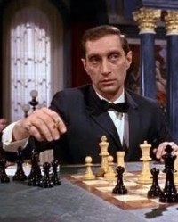James Bond Chess