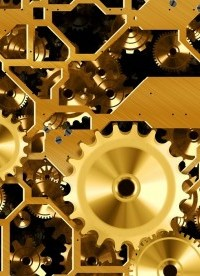 complexity clock gears