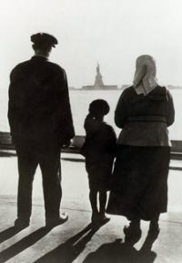 Immigrants - Statue of Liberty