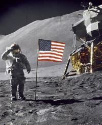 Moon Landing Cut